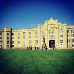 Photo taken at Virginia Military Institute by Jon T. on 5/24/2013