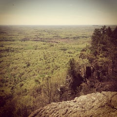 Photo taken at Crowders Mountain State Park by Jonathan C. on 4/13/2013