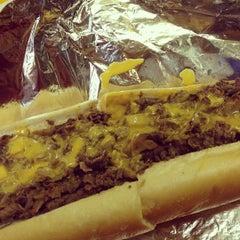 Photo taken at Ishkabibble's Eatery by Jonathan C. on 8/8/2013