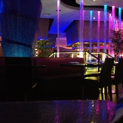Photo taken at UMI Japanese Steakhouse & Sushi Bar by Craig P. on 10/31/2012