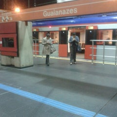 Photo taken at Estação Guaianases (CPTM) by Lukas A. on 7/23/2013
