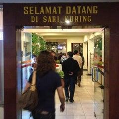 Photo taken at Sari Kuring by Sam K. on 10/18/2012