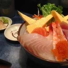 Photo taken at Tora Sushi by Buddhafied on 12/20/2012