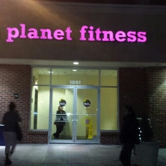 Photo taken at Planet Fitness by Greg M. on 1/21/2014