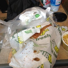 Photo taken at Subway by Alvin U. on 10/2/2012