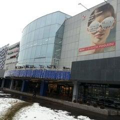 Photo taken at Mercator Centar by Zoran Z. on 1/20/2013