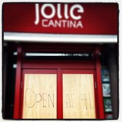 Photo taken at Jolie Cantina by Davida T. on 10/30/2012