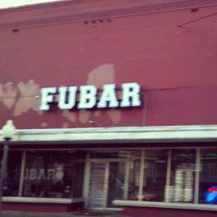 Photo taken at Fubar by Reuben Z. on 10/31/2012