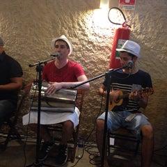 Photo taken at Vila Santana by Renata K. on 3/28/2015