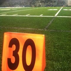 Photo taken at Barron Collier High School by Scott B. on 11/9/2012