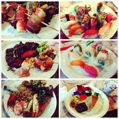 Photo taken at Hibachi Grill & Buffet by Matthew on 10/29/2013