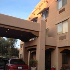 Photo taken at Comfort Suites by Across Arizona Tours on 11/28/2012
