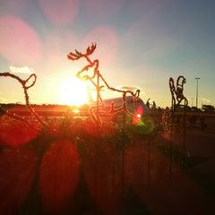 Photo taken at Kalgoorlie-Boulder Airport (KGI) by Shane V. on 11/25/2012