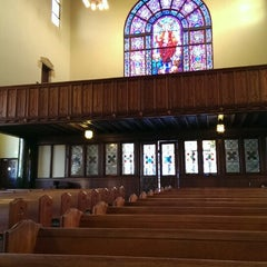 Photo taken at Central Christian Church by Dorothy on 1/24/2014