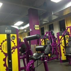 Photo taken at Planet Fitness by Orhun A. on 11/14/2012