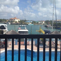 Photo taken at Ocean Reef Yacht Club And Resort by Marvin S. on 1/28/2013