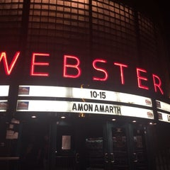 Photo taken at The Webster Theater by Victoria T. on 10/16/2014