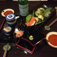 Photo taken at Kenzan by Lily S. on 4/22/2014