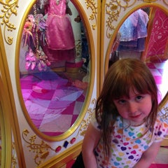 Photo taken at Disney Store by Debbie L. on 3/2/2013