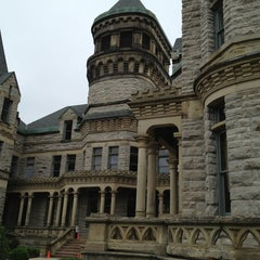 Photo taken at Mansfield Reformatory by Joey W. on 6/7/2013
