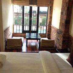 Photo taken at Motive Cottage Resort by Pisut N. on 12/25/2014
