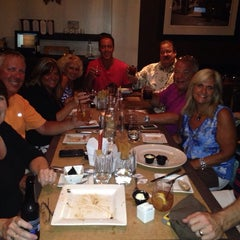 Photo taken at Catablu Grille by Tom D. on 8/3/2014
