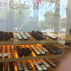 Photo taken at Sprinkles Cupcakes by Tyler on 10/7/2012