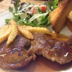 Photo taken at Steak - Kun,bangsean,chonburi by CHoice S. on 5/18/2013