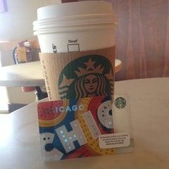 Photo taken at Starbucks by Christine S. on 1/23/2014