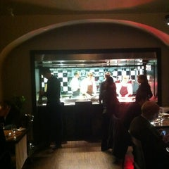 Photo taken at La Degustation Bohême Bourgeoise by LOYOLEZ on 11/15/2012