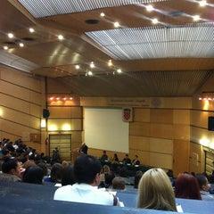 Photo taken at Ekonomski fakultet (EFZG) by Marko on 10/26/2012