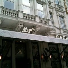 Photo taken at Café Mozart by Dmitriy S. on 4/20/2013