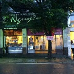 Photo taken at Nguyen Son Bakery by Alexander H. on 9/2/2014