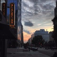 Photo taken at BlackFinn American Saloon by Joshua H. on 7/21/2013