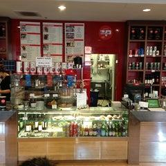 Photo taken at Bravado, Italian Coffee Bar & Lounge by gammy d. on 7/4/2013