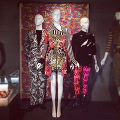 Photo taken at Museum at the Fashion Institute of Technology (FIT) by Manu J. on 6/11/2013