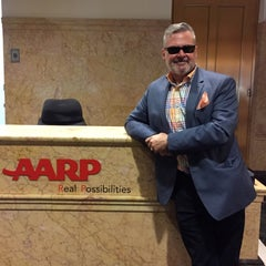 Photo taken at AARP Headquarters by Jeffrey S. on 7/20/2015