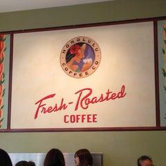 Photo taken at Honolulu Coffee Company by Songjoo L. on 2/12/2013