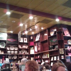 Photo taken at Busboys and Poets by Rachel M. on 2/16/2013