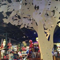 Photo taken at Disney Store by Kostas D. on 9/7/2015