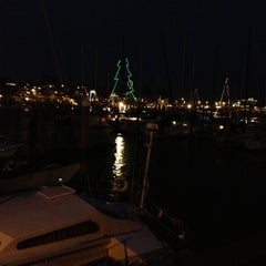 Photo taken at Santa Cruz West Harbor - Docks A-E by Barbara M. on 12/2/2012