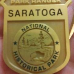 Photo taken at Saratoga National Historical Park by Jenny L. on 7/27/2013