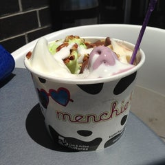 Photo taken at Menchie's by Nicole A. on 6/20/2013