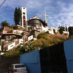 Photo taken at San Pedro Atocpan by ⚽Gabriel A. on 1/25/2015