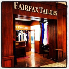 Photo taken at Fairfax Tailors by Andrew S. on 9/22/2013