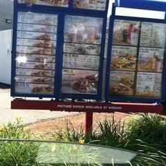 Photo taken at Burger King by Huna T. on 7/25/2012