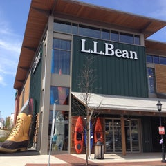 Photo taken at L.L.Bean by Kevin V. on 4/25/2013