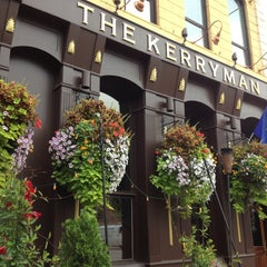 Photo taken at The Kerryman by Kevin V. on 10/3/2012