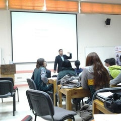 Photo taken at Facultad de Ciencias Empresariales by Guillermo J. on 9/26/2012
