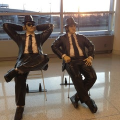 Photo taken at Concourse B by Rami on 2/18/2013
